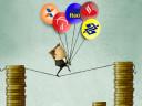 Cinco maiores bancos do país lucram mais de 50 bi juntos, no 1º semestre de 2019