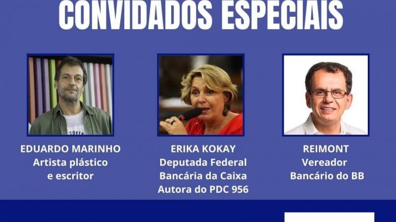 Encontro Estadual Banco do Brasil e Caixa