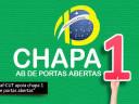 Contraf-CUT apoia Chapa 1 para as eleições da AB